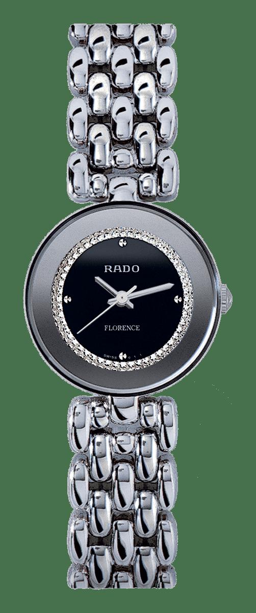 מפוארת שעון יד ראדו לאישה r48744163 r37444016 - שווייצרי קוורץ | תכשיטי ID-96