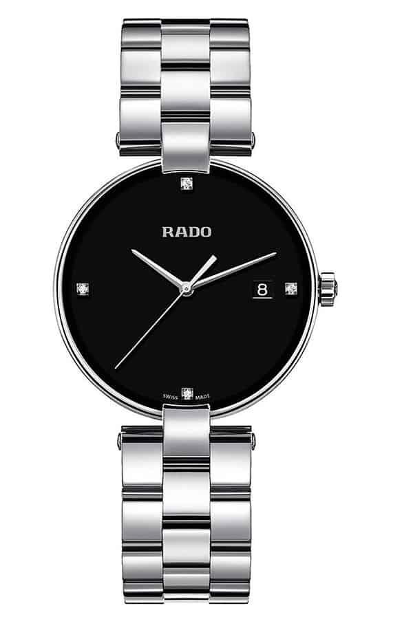 מפוארת שעון יד ראדו לאישה R38524070 R22852703 - שווייצרי קוורץ | תכשיטי SU-53